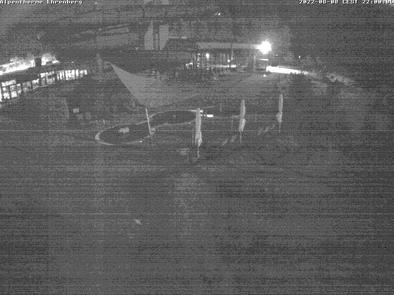 Webcam der Alpentherme Ehrenberg