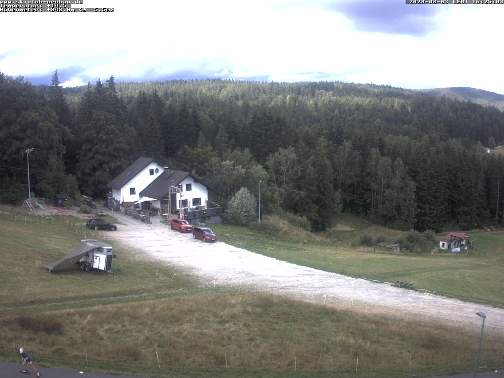 Ski-Club Neubau